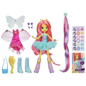 Hasbro My Little Pony Equestria Girls Fluttershy Deluxe