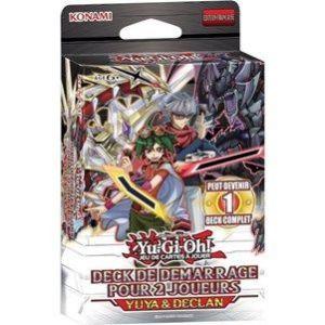 Asmodée Deck de démarrage Yu-Gi-Oh!