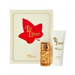 Lolita Lempicka Elle l'Aime - Coffret eau de parfum et lait pour le corps