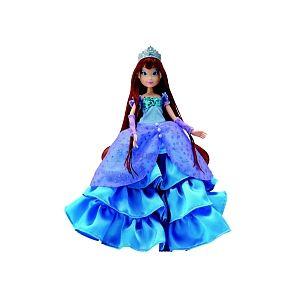 Smoby Poupée Winx Princesse chantante