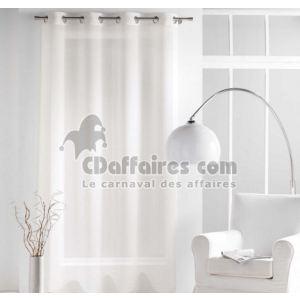 1622555 - Panneau à oeillet voile Crash Paloma en polyester (140 x 200 cm)