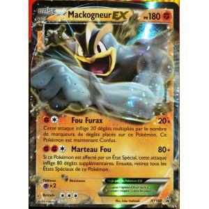 Asmodée Mackogneur Ex - Carte Pokémon XY108 Promo