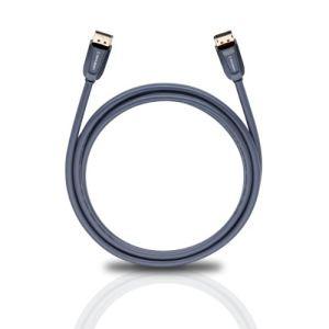 Oehlbach 9216 - Câble Transdata DP Displayport vers HDMI 7,50 m