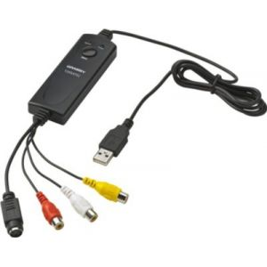 TerraTec Electronic Grabby - Adaptateur USB 2.0 d'acquisition vidéos analogiques