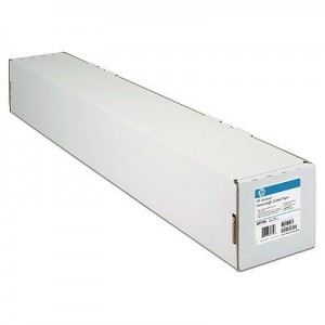 HP C3810A - Papier photo Bright White Inkjet 90g/m² (91,4 cm x 91,4 m)