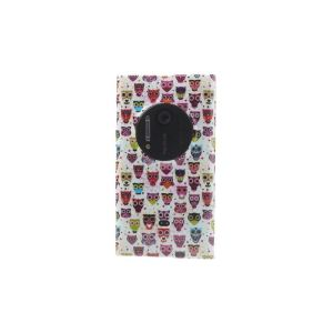 Amahousse 3291OWLSNok1020 - Coque de protection pour Nokia Lumia 1020
