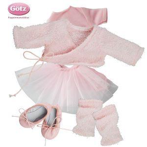 Gotz Vêtements pour poupée : tenue de ballet