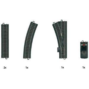Märklin 24900 - HDR. coffret d'extension voie C H0