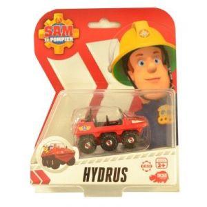 Dickie Toys Véhicule de secours Sam le Pompier : Hydrus