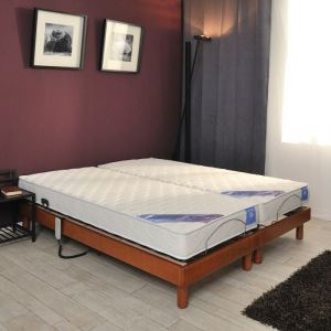 matelas latex 2x80x200 comparer 330 offres. Black Bedroom Furniture Sets. Home Design Ideas