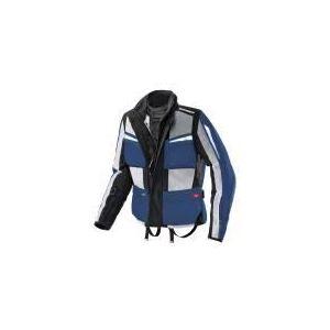 Spidi Netforce (bleu) - Blouson de moto textile waterproof pour homme