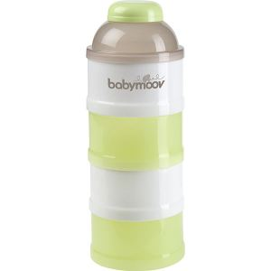 Babymoov Babydose - Boîte doseuse de lait empilable