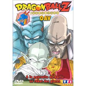 Dragon Ball Z - OAV - Volume 1 et 2 : Le Robot des Glaces + A la poursuite de Garlic
