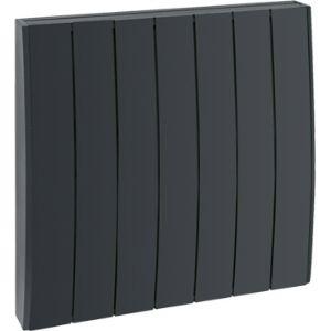 radiateur inertie seche 2000w comparer 39 offres. Black Bedroom Furniture Sets. Home Design Ideas
