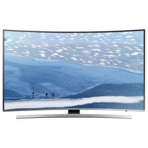 Samsung UE55KU6640 - Téléviseur LED 138 cm incurvé 4K Smart TV