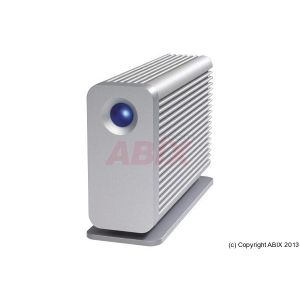"Lacie 9000358 - Disque dur externe Little Big Disk 2 To 2.5"" Thunderbolt"