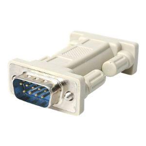 StarTech.com NM9MM - Adaptateur Modem nul DB9 RS232 M/M
