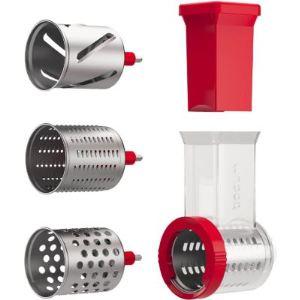 Bodum 11515-10 Bistro - Trancheuse broyeur pour le robot de cuisine 11381