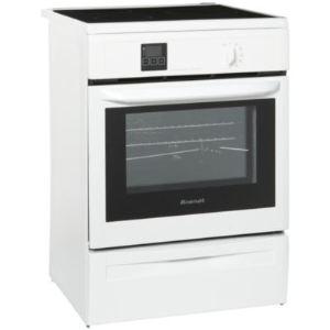 Brandt KIP711 - Cuisinière induction 3 zones et four électrique