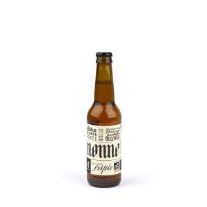 Brasseurs savoyards Bière Nonne Triple Bio 33cl