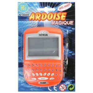 Bg Ardoise magique en forme de téléphone