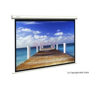 Dexlan 964151 - Ecran de projection motorisé avec télécommande (182 x 243 cm) 4:3