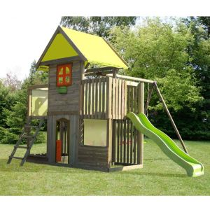 Soulet P'tit Chatenay - Aire de jeux en bois 3,30 m