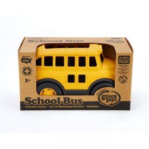 Green Toys Le Bus Scolaire Jaune