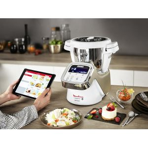 Moulinex i-Companion (HF900110) - Robot cuiseur
