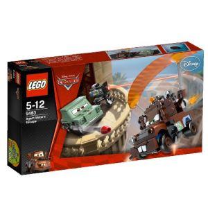 Lego 9483 - Cars : Agent Mater's Escape