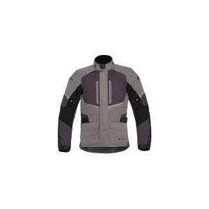 Alpinestars Andes Drystar (gris et noir) - Blouson de moto textile pour homme