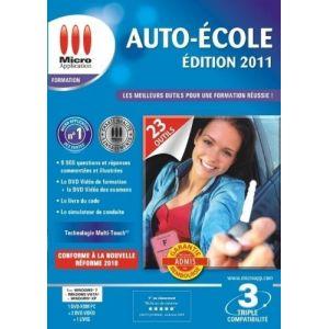 Auto école - Edition 2011 pour Windows