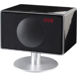 Geneva Sound System Model S Wireless (Bluetooth, FM, Alarm Clock, Speakers, Amplifier)
