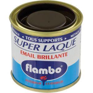 Flambo Laque brillante - 50 ml - Havane