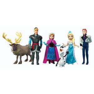 Bullyland Coffret Disney La Reine des Neiges (6 pièces)