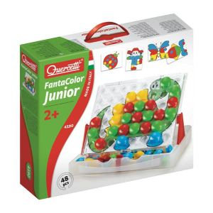 Quercetti Jeu de mosaïques - Fantacolor Junior