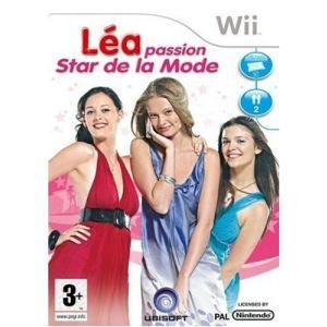 Léa Passion Star de la Mode sur Wii