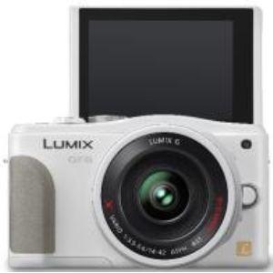 Panasonic Lumix DMC-GF6 (avec objectif 14-42mm)