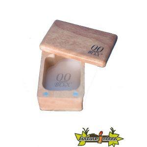 00 Pocket Box - Boîte de conservation en bois