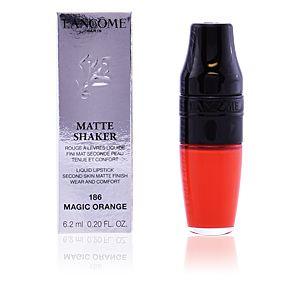 Lancôme Matte Shaker 186 Magic Orange - Rouge à lèvres liquide