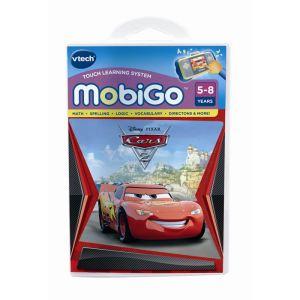 Vtech Jeu Mobigo Cars 2
