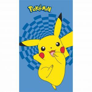 Cti Drap de bain/plage Pikachu Pokemon (70 x 120 cm)
