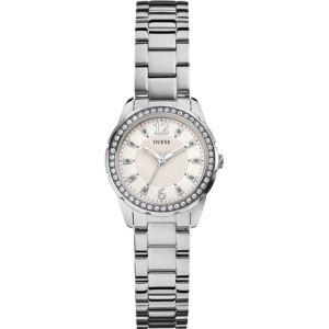 Guess W0445L - Montre pour femme avec bracelet en acier