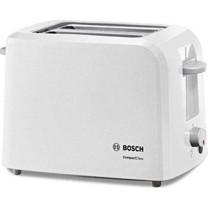 Bosch TAT3A011 - Grille-pain CompactClass 2 fentes