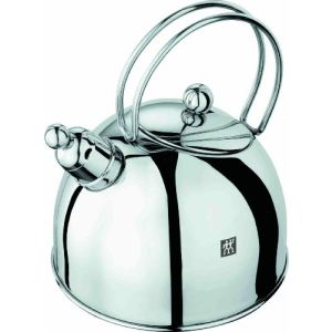 Zwilling 40990-002 - Bouilloire traditionnelle siffleuse 2,5 L Twin Specials