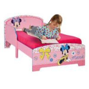 Worlds Apart Lit d'enfant Minnie Mouse (70 x 140 cm)
