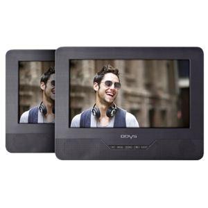 Odys Seal 7 - Lecteur DVD portable avec 2 écrans