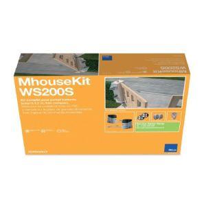 mhouse WS200S - Motorisation à bras pour portail battant