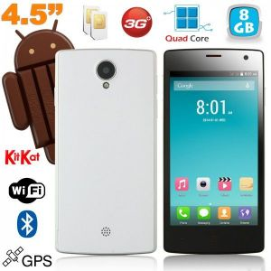Yonis Y-sa57g8 - Smartphone KitKat Quad Core Dual Sim