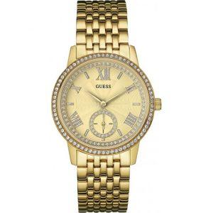 Guess W0573L - Montre pour femme avec bracelet en acier
